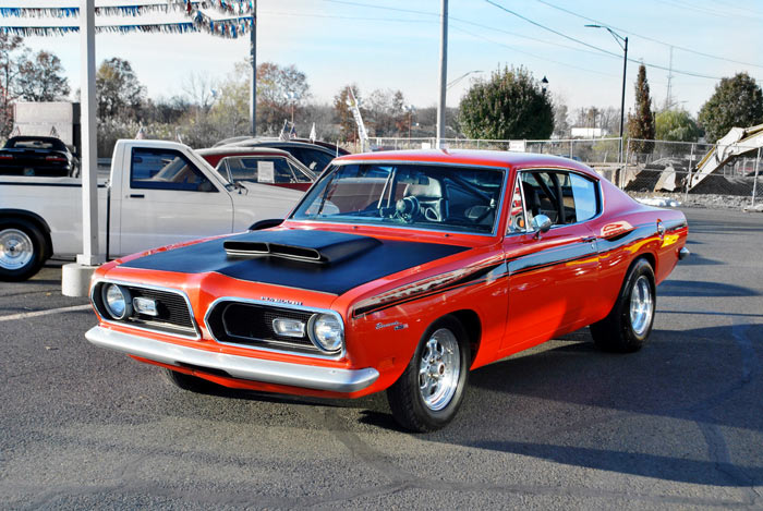 1969 Plymouth Barracuda 540HP 3402