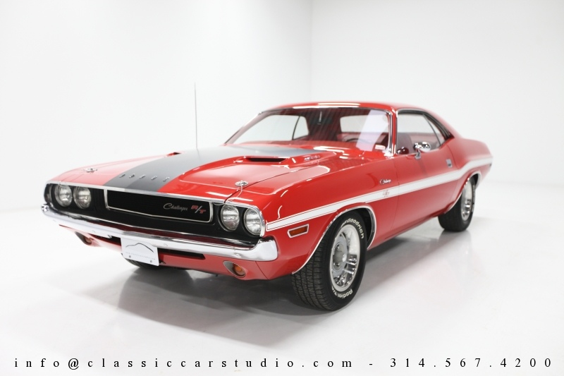 1970 Dodge Challenger RT Factory Six Pack-1