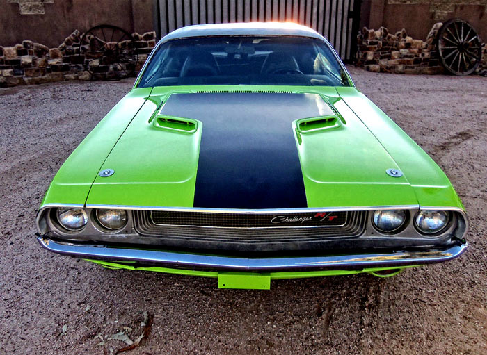 1970 Dodge Challenger RT/SE, V Code 440 Six Pack, 4spd, Super Track Pack1