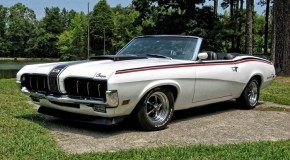 1970 Mercury Cougar XR-7 Convertible 351 Windsor