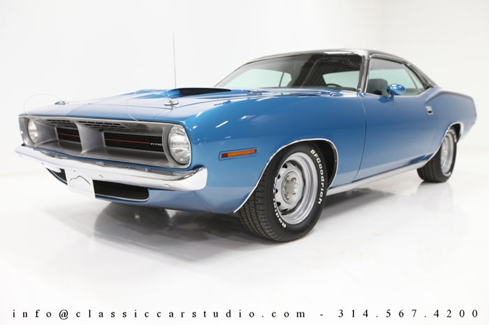 1970-Plymouth-Barracuda-440-Restored,-1