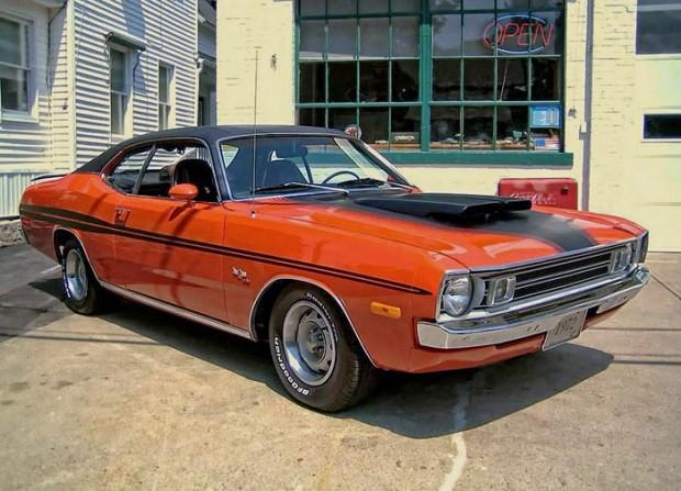 1972 Dodge Demon 340 By Jerr Bear.