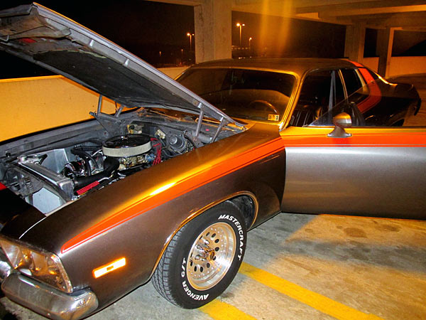 1974 Plymouth M code Road Runner 5.2L 318Cu.