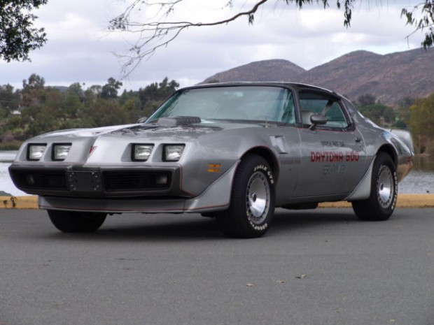 1979 Pontiac Trans Am Pace Car-1
