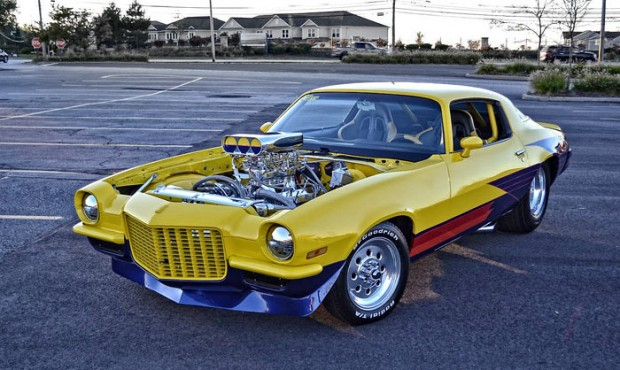 1980/70 pro street camaro