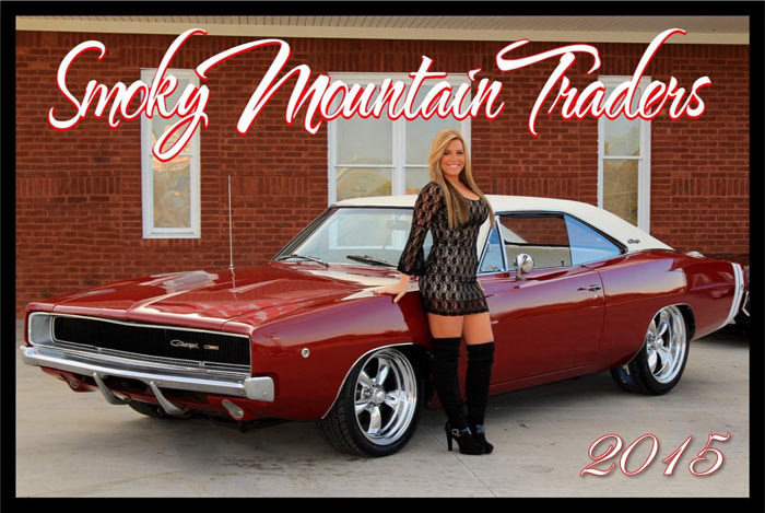 Car Names For Girls: 2015 Smoky Mountain Traders Calendar