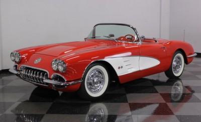 1958 Chevrolet Corvette -1
