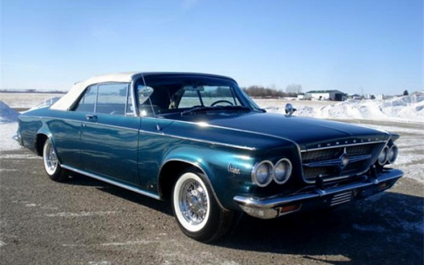 1963 Chrysler 300 Series Pacesetter Edition Convertible 413