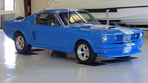 1965 Ford Mustang FASTBACK 400HP-11