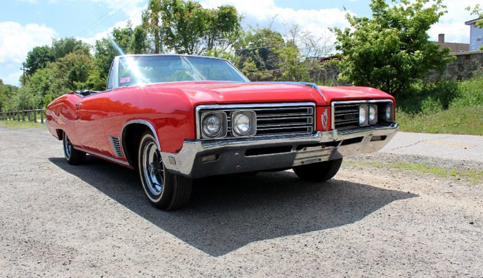 1968 Buick Wildcat 430 Convertible2