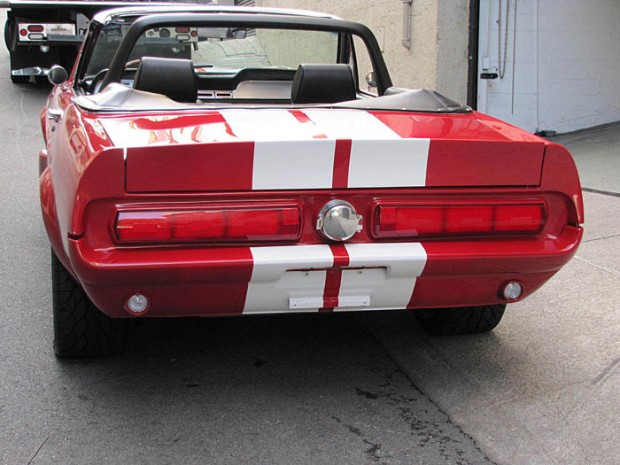 1968 Ford Mustang Shelby GT-3508