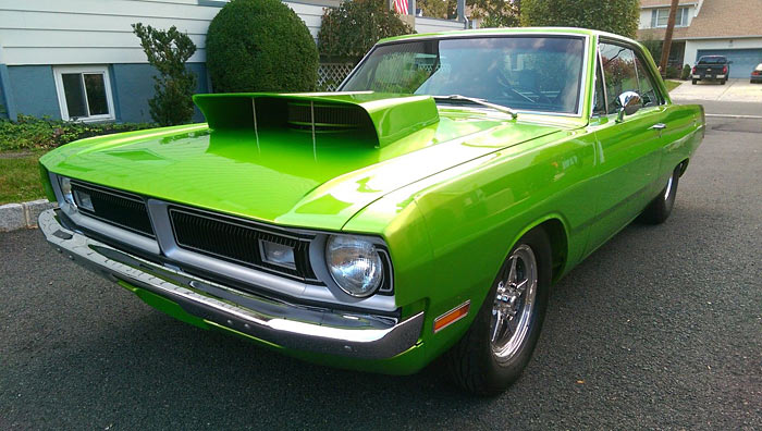 1970-Dodge-Dart-440-Supersnake-Green-ProStreet-1