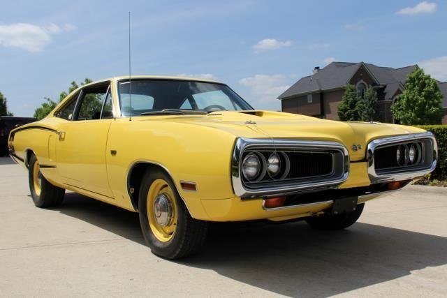 1970 Dodge Super bee Muscle Car Rare 1 Of 3640 Restored ...