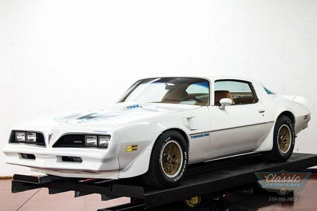 1978 Pontiac Trans Am FireAm Fully Restored