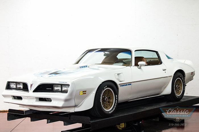 1978 Pontiac Trans Am FireAm Fully Restored