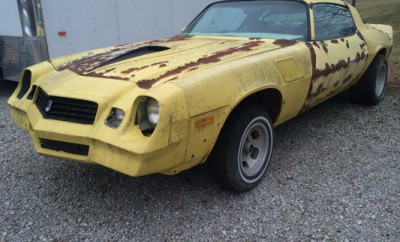 1979-Chevrolet-Camaro-Z28-Barn-Find-1