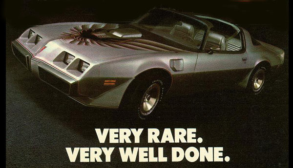 1979 Pontiac 10th Anniversary Trans Am