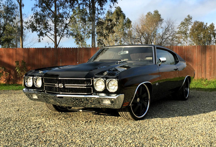 Pro Touring 70 Chevrolet Chevelle Ss Ls2 Muscle Car