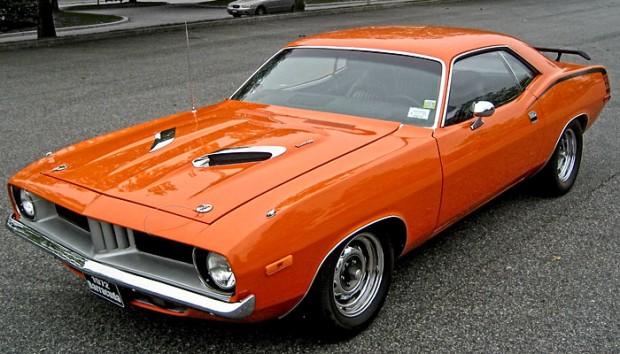 Best Muscle Cars For A New Driver