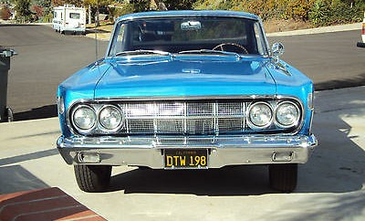 1964 Mercury Comet Custom Rod Classic8
