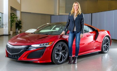 Acura-NSX-Designer-Michelle-Christensen-And-The-67-Chevelle