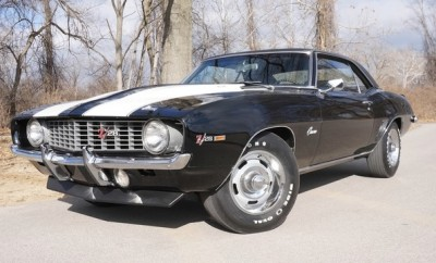 Buy Of The Day 1969 Chevrolet Camaro Z283