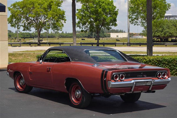 Buy Of The Day 1968 Dodge Charger R T 426 Hemi Muscle Car