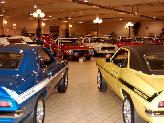 Private Car Collection Showing To Support Sumner Teen Centre