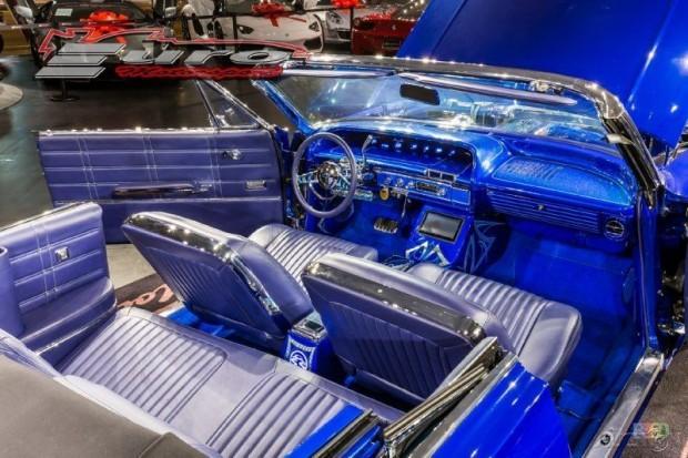 1963 Chevrolet Impala SS Convertible-12