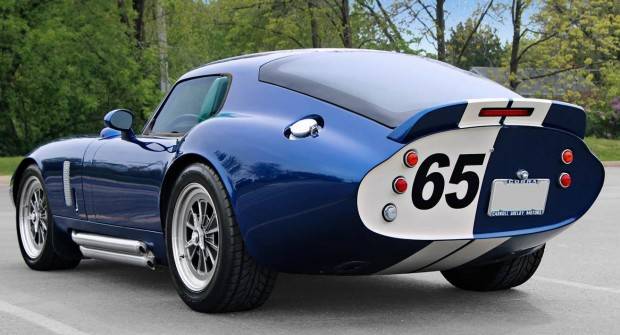 1965 Shelby Cobra Daytona Superformance 65 Of 150