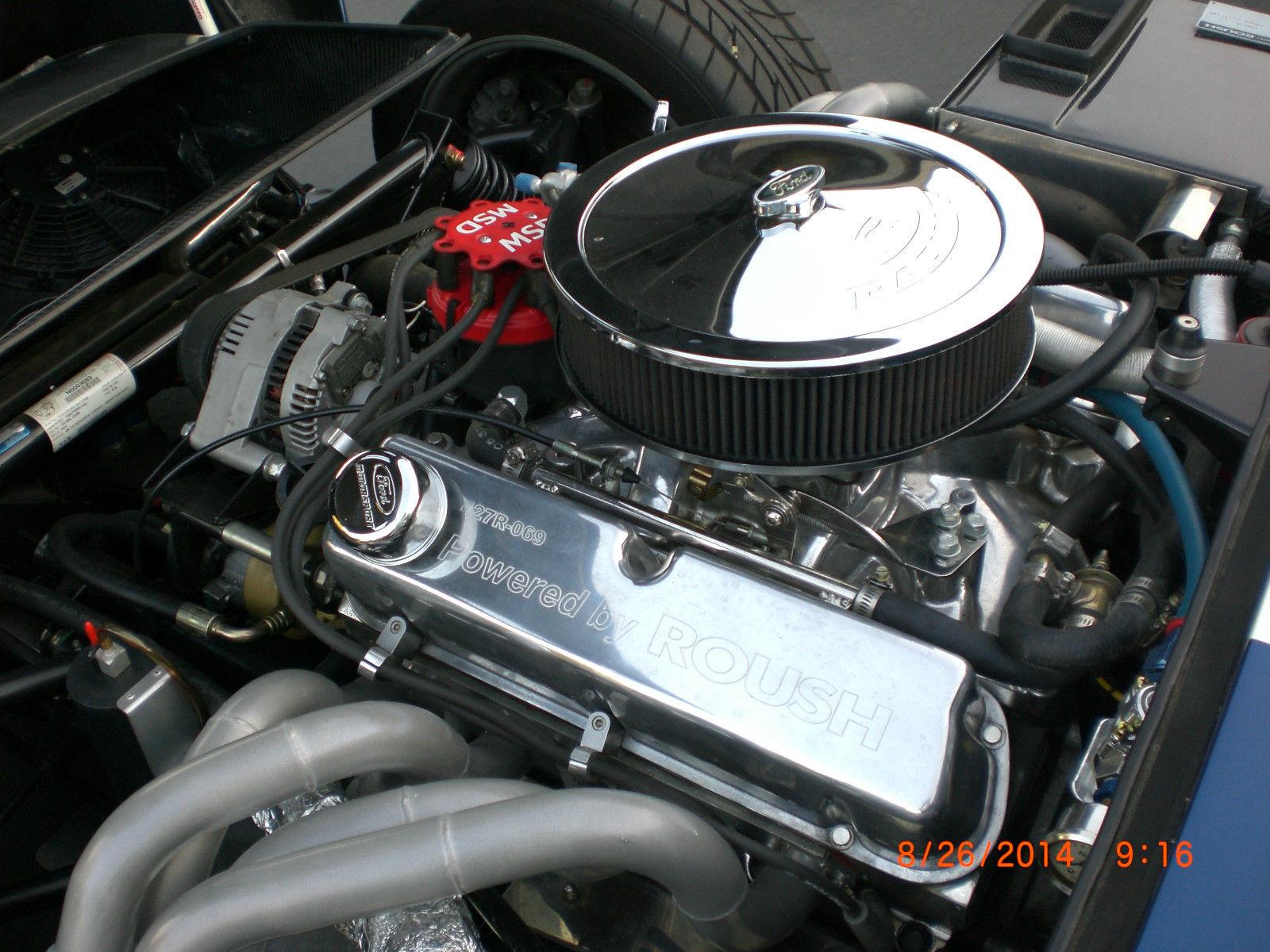1965 Shelby Cobra Daytona Superformance 65 Of 150 Muscle Car