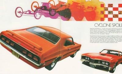 1970 Mercury Cyclone Spoiler-546456