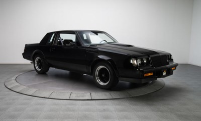 1987-Buick-Regal-GNX-Turbocharged-1