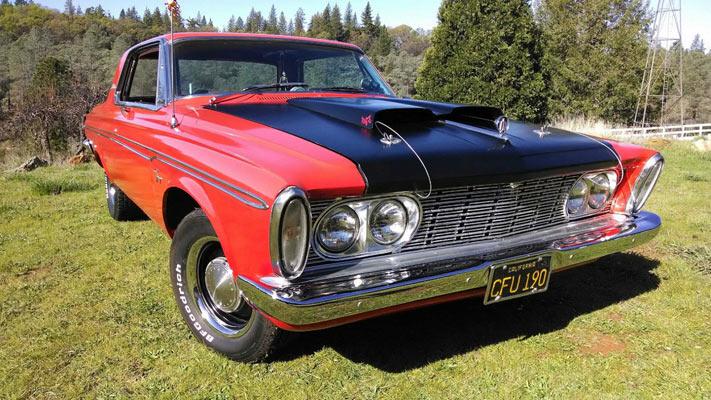 1963 Plymouth Fury 45656435