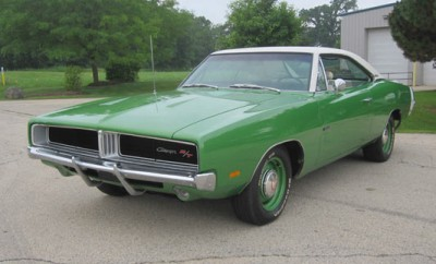 1969-Dodge-Charger-F6-Bright-Green-Numbers-Matching-3546456