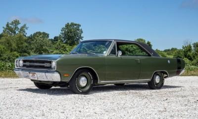1969 Dodge Dart Hardtop-11