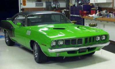 1971 Plymouth Barracuda456