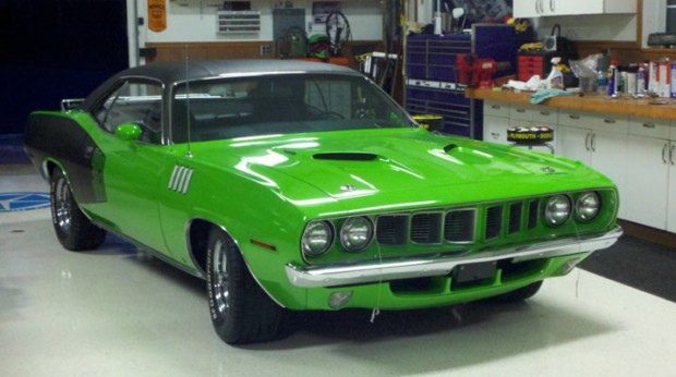 1971 Plymouth Barracuda456