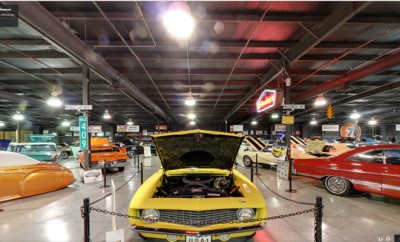 FLOYD-GARRETTS-MUSCLE-CAR-MUSEUM-360-Tour