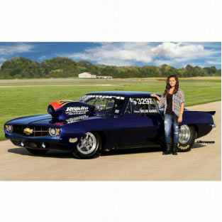 Taylor-Hanus,-The-Youngest-Driver-In-Route-66-Raceway-in-Joliet6456