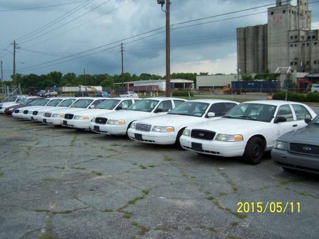 U.S. Marshal Auctions For Muscle Cars