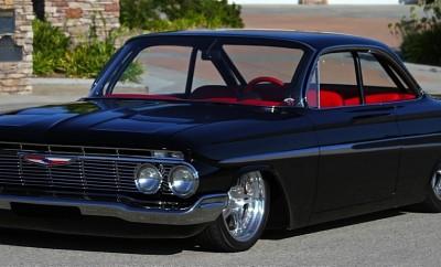1961 Impala with Twin-Turbo 2000HP Rocket14353