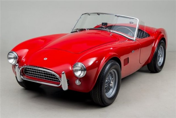 1965 Shelby 289 CobraThe Best Of Breed-11