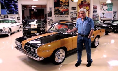 Jay-Lenos-Garage-67-Plymouth-Hurst-Barracuda