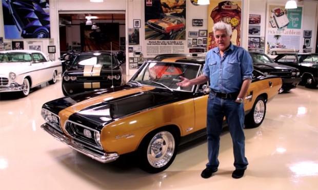Jay-Lenos-Garage-67-Plymouth-Hurst-Barracuda