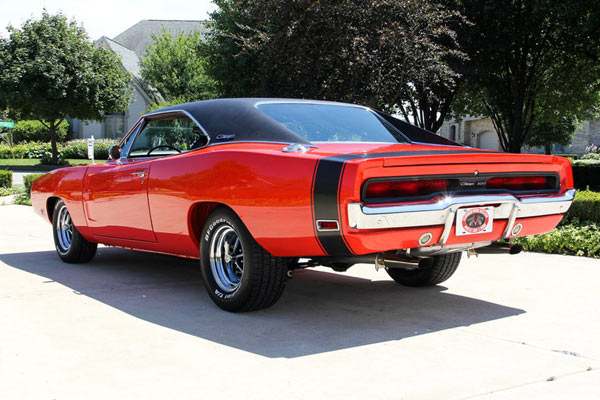 1970 Dodge Charger 500 440ci 6 Pack Muscle Car