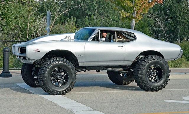 Big Rock Classic Car Show
