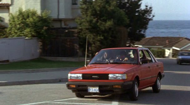 1989 Nissan Sentra