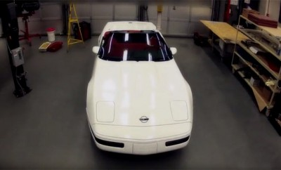 1-Millionth-Corvette-Now-Restored-From-Sinkhole-Hell