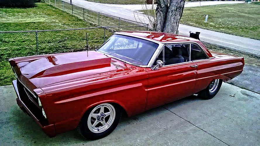 1965 Mercury Comet Calienti Custom Muscle Car
